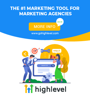 HighLevel is the number 1 marketing tool for marketing agencies