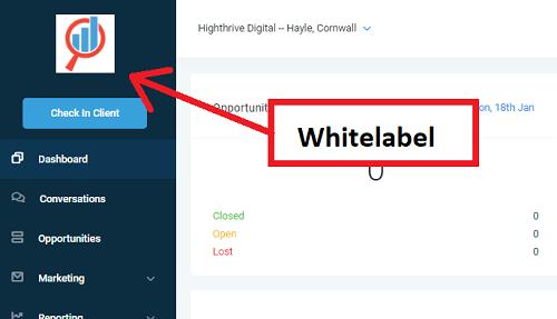 Easily whitelabel the HighLevel desktop app